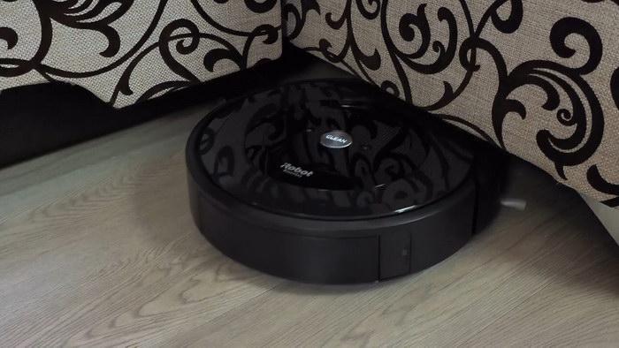 Видео Roomba e5