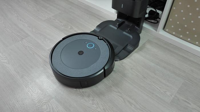 Видео Roomba i3+