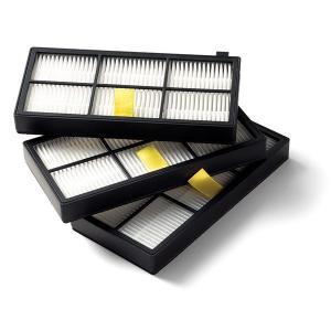Комплект сменных фильтров для Roomba 800 и 900 серии (3 шт.)