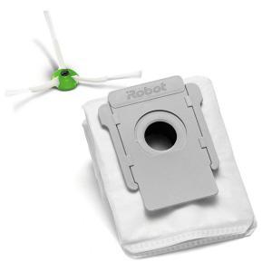 Комплект мешка для сбора пыли и боковой щетки для Roomba i7+