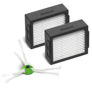 Комплект HEPA-фильтров и боковой щетки для Roomba i и e серий
