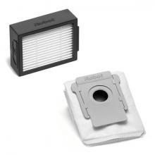 Комплект мешок для сбора пыли и фильтр для Roomba i7+