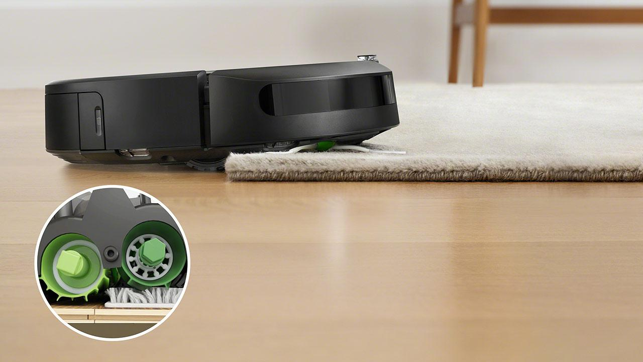 Roomba i серии резиновые основные щетки
